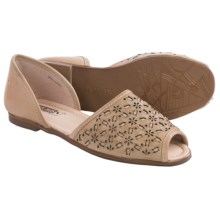 Pikolinos Menorca Leather Sandals (For Women) in Sand - Closeouts