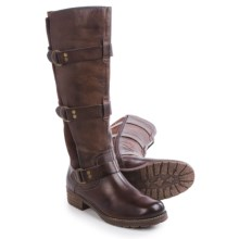 Pikolinos Monza Buckle Boots - Leather (For Women) in Olmo - Closeouts