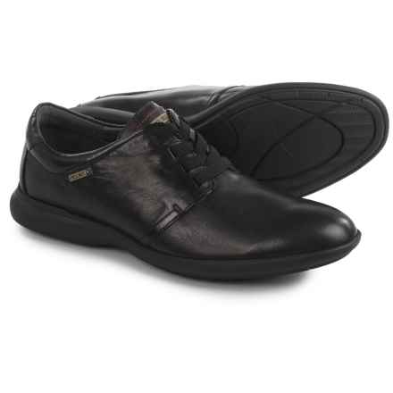 Pikolinos Teruel Shoes - Leather (For Men) in Black - Closeouts
