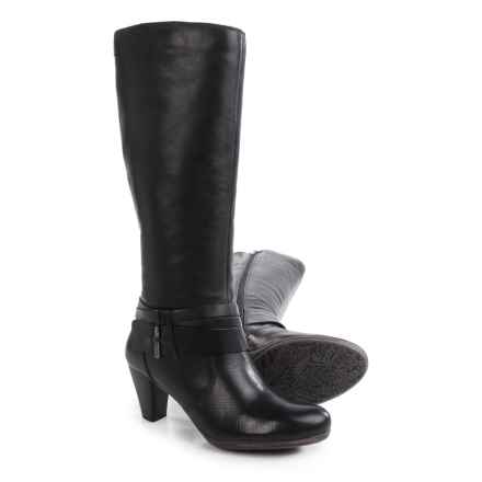 Pikolinos Verona Boots - Leather, Side Zip (For Women) in Black - Closeouts
