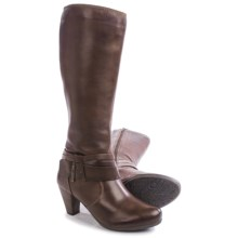 Pikolinos Verona Boots - Leather, Side Zip (For Women) in Olmo - Closeouts