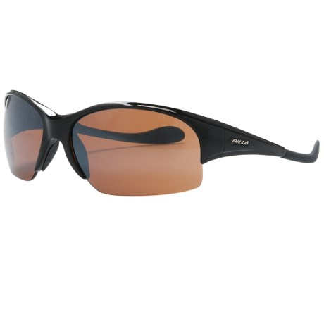 Pilla National S15 Shooting Glasses (For Men) in Black