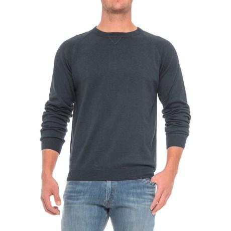 Pima Cotton Raglan Sweater (For Men)