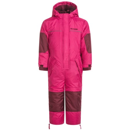 Pink Platinum Snowmobile Suit - Insulated (For Infant Girls) in Pink