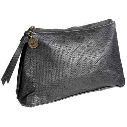 Pistil All Mine Pouch (For Women) in Caviar - Closeouts
