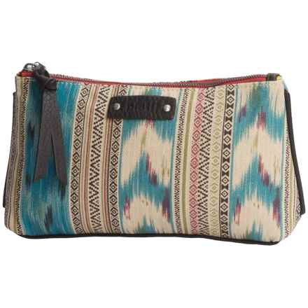 Pistil All Mine Pouch (For Women) in Oasis - Closeouts