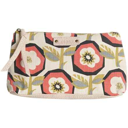 Pistil All Mine Pouch (For Women) in Rebel Yellow - Closeouts