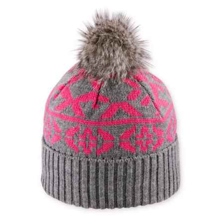 Pistil Ava Beanie (For Women) in Grey - Closeouts