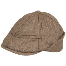Pistil Balsam Driver Cap (For Men) in Cinder - Closeouts