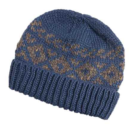 Pistil Bennett Knit Beanie (For Women) in Marin - Closeouts