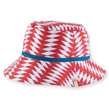 Pistil Binx Bucket Hat - UPF 50+ (For Women) in Poppy - Closeouts