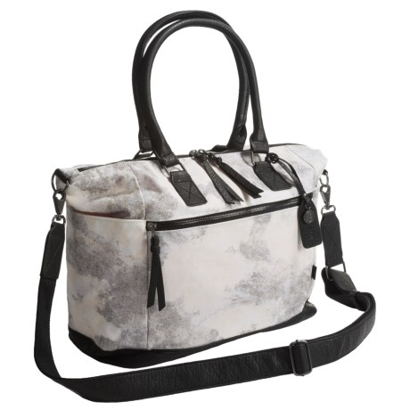 Pistil Bust a Move Tote Bag (For Women) in Moonrock