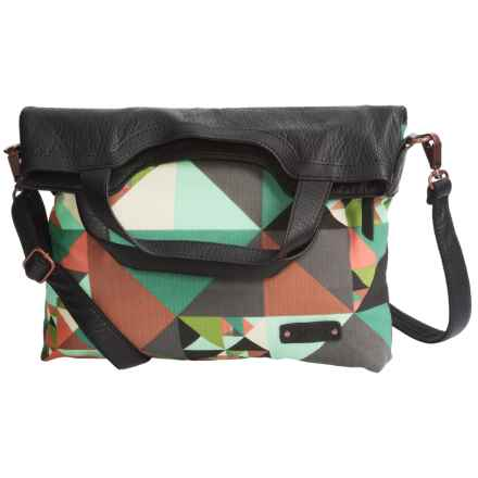 Pistil Call Me Crossbody Bag (For Women) in Kaleidoscope - Closeouts