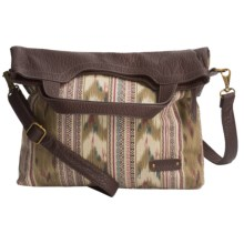 Pistil Call Me Crossbody Bag (For Women) in Sahara - Closeouts