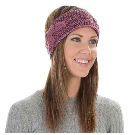 Pistil Fawn Knit Headband (For Women) in Orchid - Closeouts