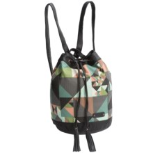 Pistil Finders Keepers Backpack (For Women) in Kaleidoscope - Closeouts