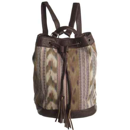 Pistil Finders Keepers Backpack (For Women) in Sahara - Closeouts