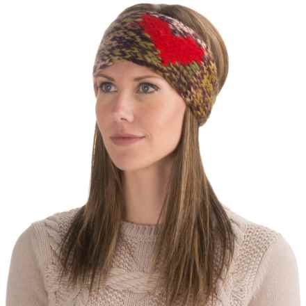 Pistil Fling Knit Headband (For Women) in Poppy - Closeouts