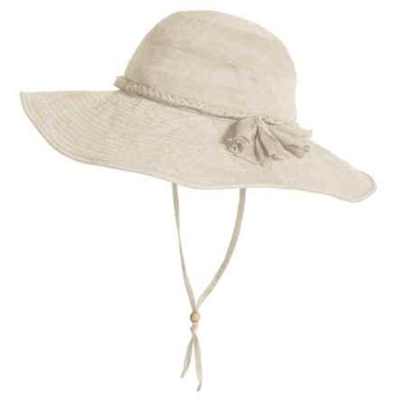 Pistil Gelato Sun Hat (For Women) in Bone - Closeouts