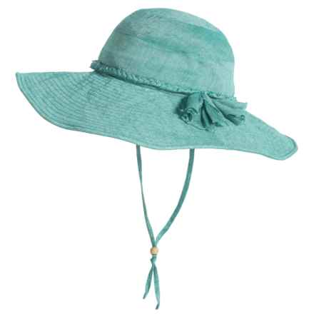 Pistil Gelato Sun Hat (For Women) in Turquoise - Closeouts