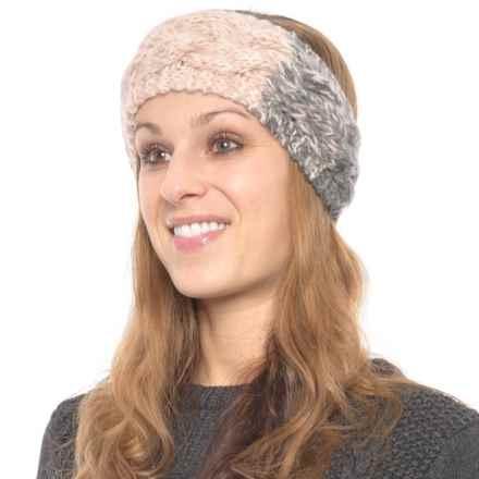 Pistil Ginger Headband (For Women) in Blush - Closeouts