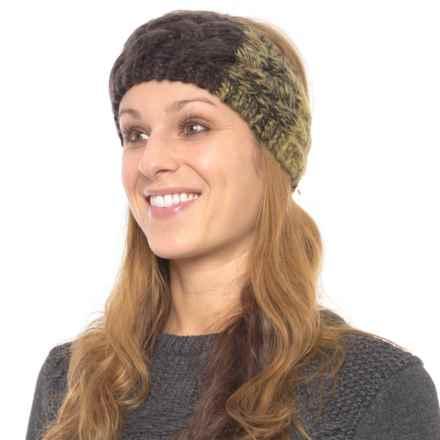 Pistil Ginger Headband (For Women) in Otter - Closeouts