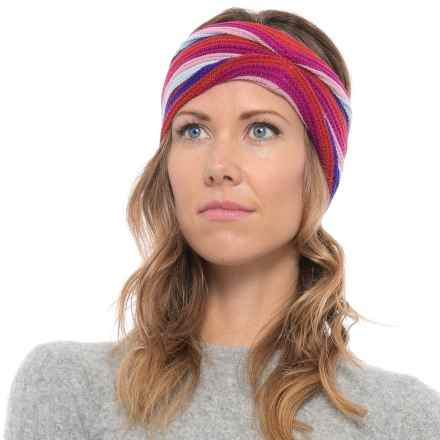 Pistil Glee Headband (For Women) in Magenta - Closeouts