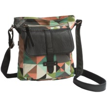Pistil Gotta Run Crossbody Bag (For Women) in Kaleidoscope - Closeouts