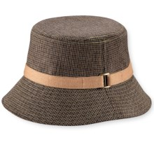 Pistil Griffin Bucket Hat (For Women) in Brown - Closeouts