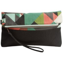 Pistil Have We Met Wristlet (For Women) in Kaleidoscope - Closeouts