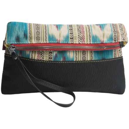 Pistil Have We Met Wristlet (For Women) in Oasis - Closeouts