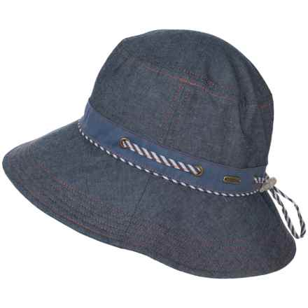 Pistil Hilary Sun Hat (For Women) in Denim - Closeouts