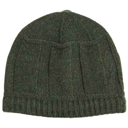 Pistil Holden Knit Beanie - Merino Wool (For Men) in Olive - Closeouts