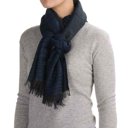 Pistil Issa Wool Scarf (For Women) in Midnight - Closeouts