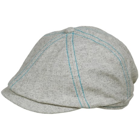 Pistil Kody Driver Cap - Stretch Cotton (For Women) in Ice