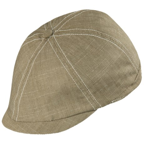 Pistil Kody Driver Cap - Stretch Cotton (For Women) in Olive