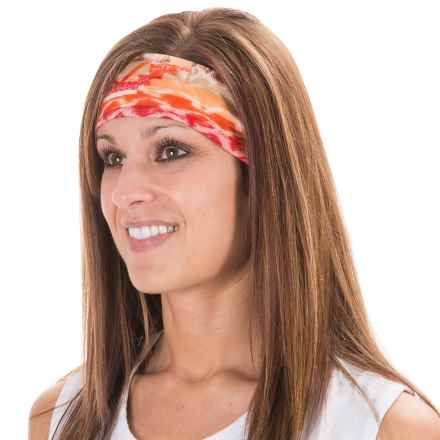 Pistil Koto Headband (For Women) in Poppy - Closeouts