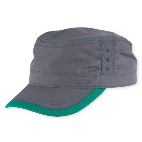 Pistil Leia Sport Baseball Cap (For Women) in Graphite