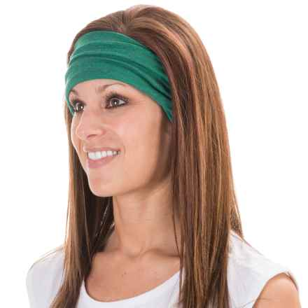 Pistil Lizzie Headband (For Women) in Jade - Closeouts
