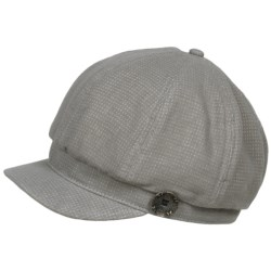Pistil Mae Cabbie Cap (For Women) in Gray