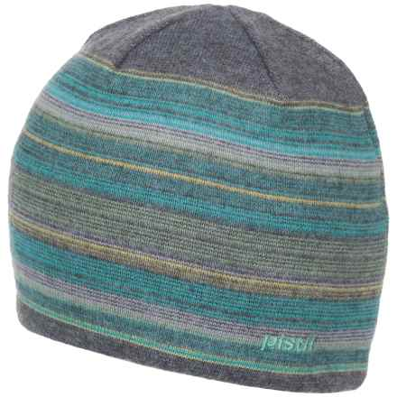 Pistil Mica Beanie - Wool Blend (For Women) in Gray - Closeouts