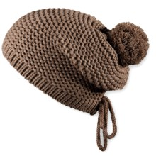 Pistil Molly Slouchy Beanie Hat (For Women) in Silt - Closeouts