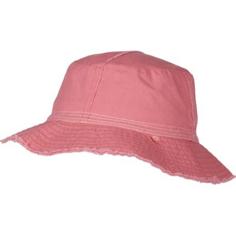 1ff592fe Pistil Moxie Bucket Hat (For Women) in Rhubarb