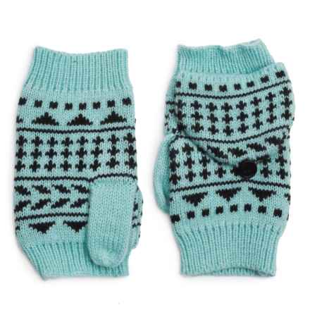 Pistil Nessie Convertible Mittens (For Women) in Sky - Closeouts