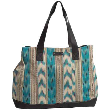 Pistil No Big Deal Tote Bag (For Women) in Oasis - Closeouts