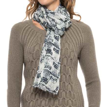 Pistil Nocturne Scarf (For Women) in Indigo - Closeouts