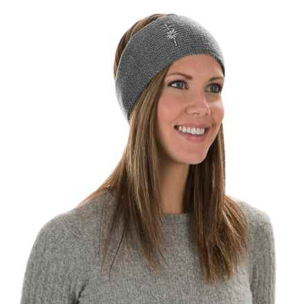 Pistil Pascale Knit Headband (For Women) in Gray - Closeouts