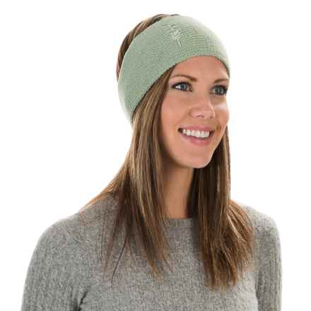 Pistil Pascale Knit Headband (For Women) in Mint - Closeouts