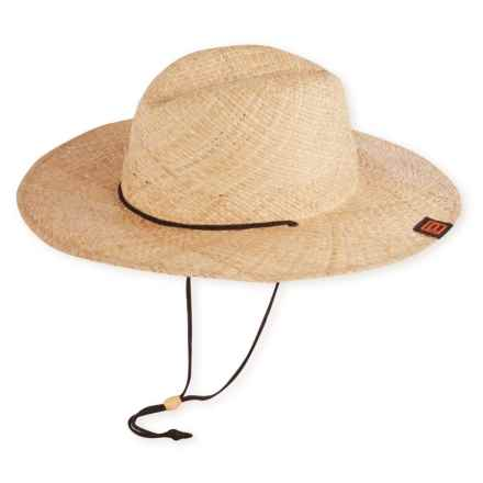Pistil Pier Sun Hat (For Men) in Natural - Closeouts
