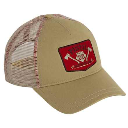 Pistil Roscoe Baseball Cap (For Men) in Khaki - Closeouts